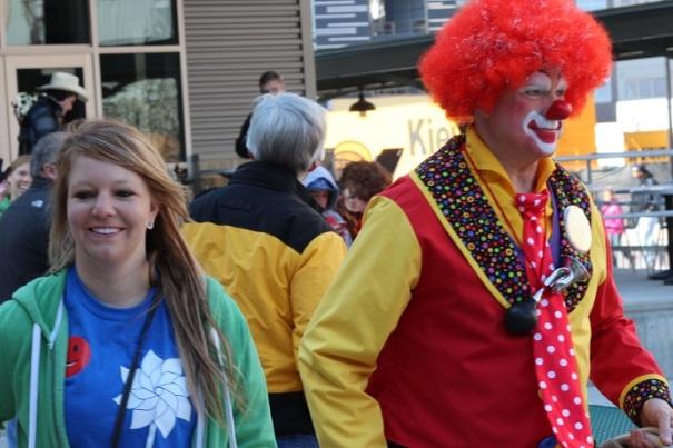 Christie Clown