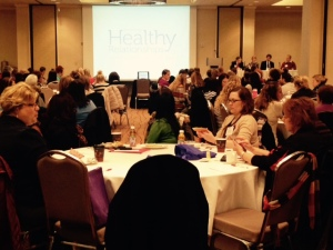 More than 300 state, nonprofit and philanthropic stakeholder attended Friday's Prevention Summit.
