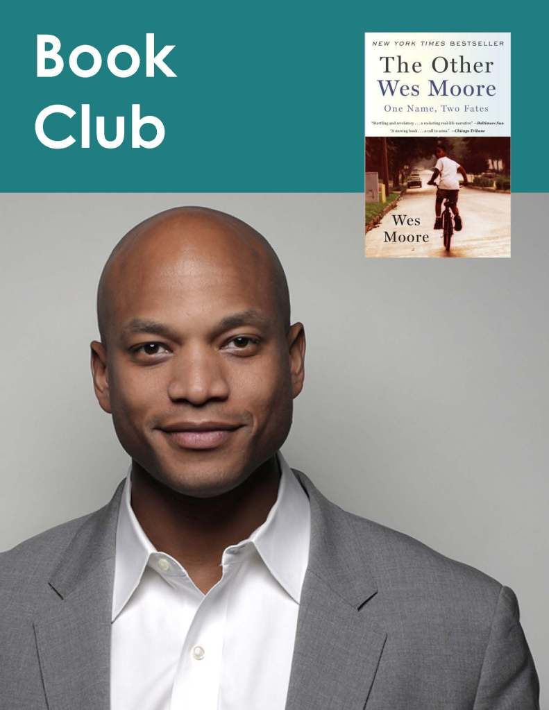 As part of the Equity and Inclusion strand, participants received a copy of the e-book – The Other Wes Moore.