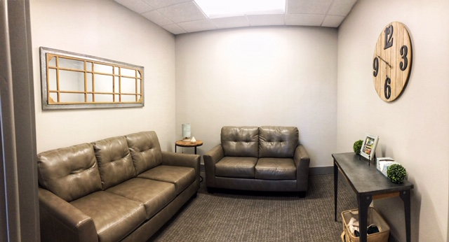More than just a room: this is one of the Fremont Sixpence areas where the young mother felt comfortable and safe enough to maximize her resilience!