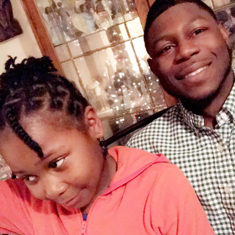 Braxton (r) quickly became a mentor and role model for many of the children and youth enrolled in the MAC afterschool program...and for his little cousins (l), too!