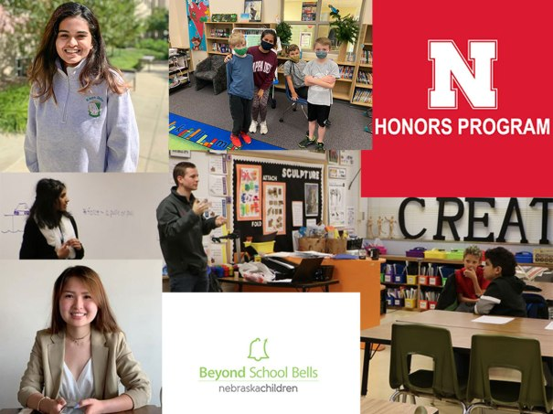 BSB and UNL Honors are partnering on two key initiatives. The first strand is that of the Registered Student Organizations, specifically the UNL Honors Afterschool Clubs, on UNL's campus. These clubs offer students a paid opportunity to flex their experiential muscles and provide community support.