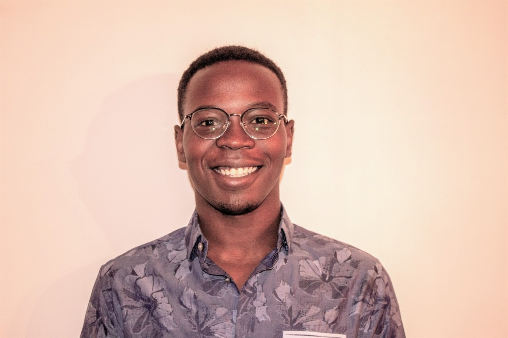 Although creating the curriculum during a pandemic wasn't always easier, Salman Djingueinabaye, a UNL Honors student and computer science major, still found the project rewarding.