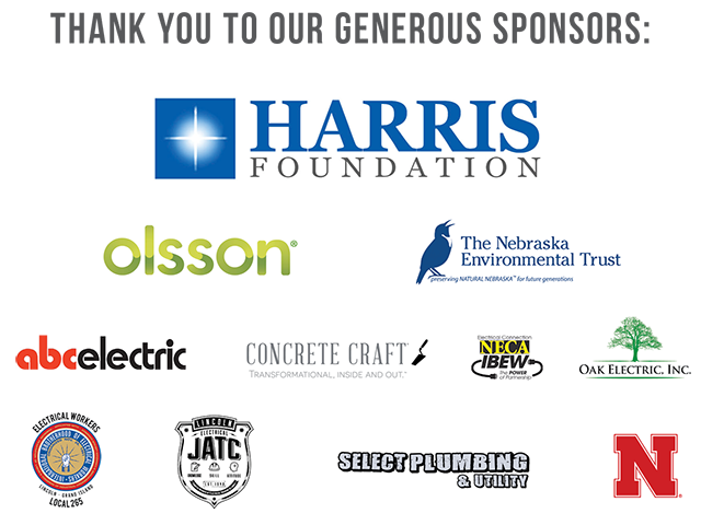 Our sponsors make us who we are!