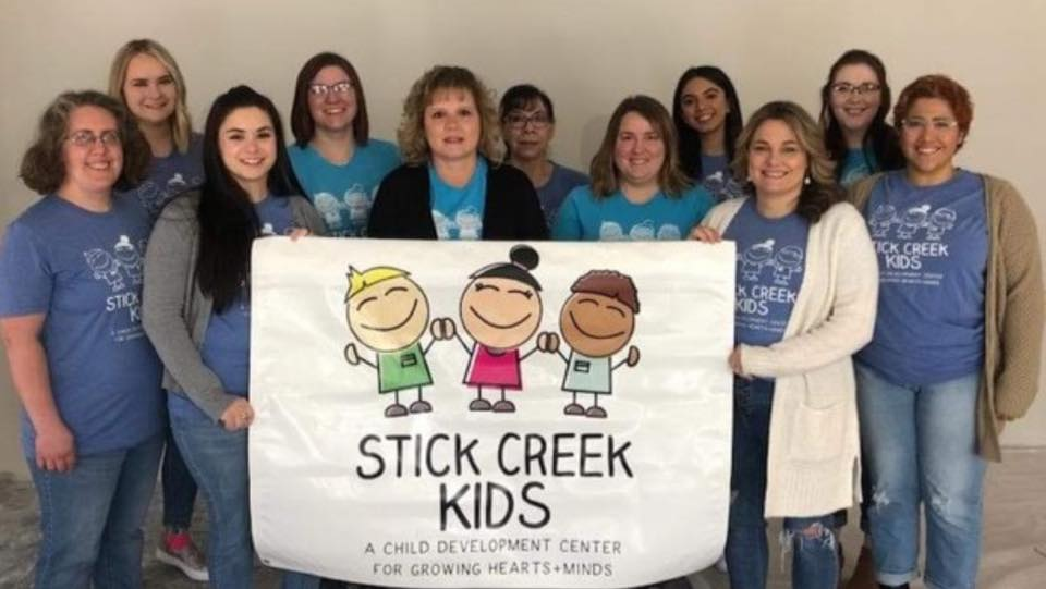 Meet the Wood River C4K core team and masterminds behind Stick Creek Kids. Nothing may come easy for Stick Creek Kids, as their director, Kristine VanHoosen said, but it's all worth it!
