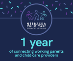 What began in April 2020 as a response to desperate parents seeking child care during the pandemic as well as providers who were operating at less than half capacity, a group of early childhood stakeholders collaborated to create the Nebraska Child Care Referral Network. All licensed child care homes, centers, and preschools in Nebraska can be found in the searchable database at www.NEChildCareReferral.org.