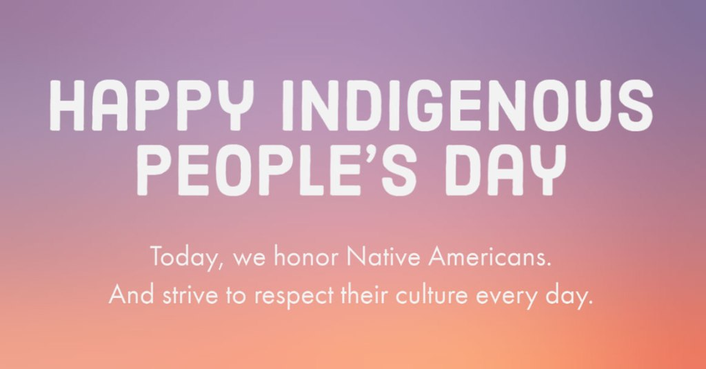 As part of our action items to create a more equitable Nebraska, we observe and celebrate Indigenous People's Day.