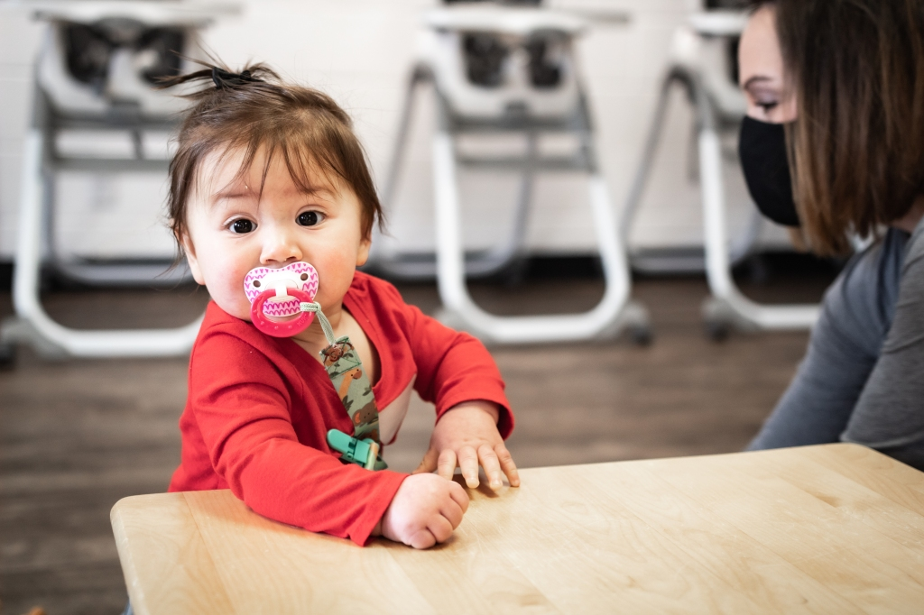 During a child's first three years, she forms countless precious neural connections, which pave the way for kindergarten readiness. Sixpence CCP can help providers to ensure quality care for infants and toddlers during this crucial time.
